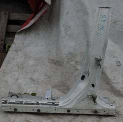 Порог пластиковый. Honda CR-V, RE4, RE3, RE
