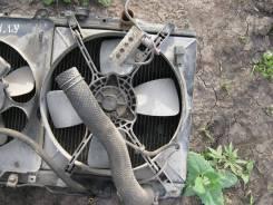 Вентилятор охлаждения радиатора. Mitsubishi RVR, N23W Двигатель 4G63