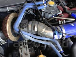 Патрубок впускной. Subaru Forester, SG5, SG9 Subaru Impreza WRX STI