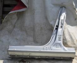 Порог пластиковый. Mercedes-Benz E-Class, W211