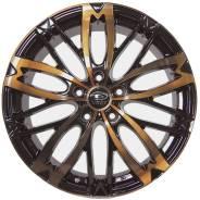 Sakura Wheels. 7.0x18, 5x114.30, ET45