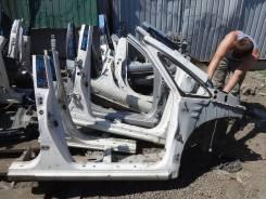 Порог кузовной. Toyota Corolla Spacio, NZE121