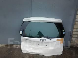 Спойлер. Toyota Ractis, NCP120, NSP120