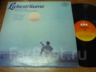 Леонард Коэн / Leonard Cohen - Liebestraume - 1980 DE LP