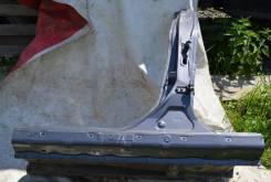 Порог пластиковый. Mitsubishi Outlander, CW6W
