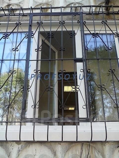 Гаражные ворота! Решетки! Достойное качество! от 23000т. р.!