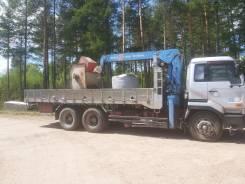 Nissan Diesel UD. , 17 000 куб. см., 12 000 кг.