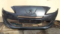 Бампер. Peugeot 408