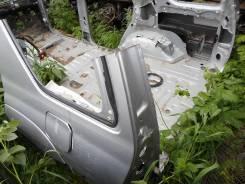 Задняя часть автомобиля. Toyota Hilux Surf, RZN215