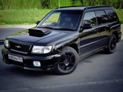 Обвес кузова аэродинамический. Subaru Forester, SF6, SF5, SF9, SF