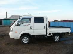 Kia Bongo III. , 2 900 куб. см., 800 кг.