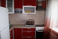 1-комнатная, улица Суханова 11. Центр, 32 кв.м. Кухня
