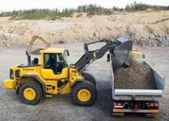 Доставка сыпучих материалов : - песок, щебень, сланец, земля, отсев, пгс.