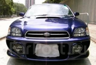 Накладка на фару. Subaru Legacy, BHC, BES, BHE, BH5, BEE, BE5, BH9, BE9