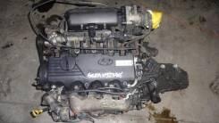 Двигатель G4EA Hyundai