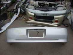 Бампер задний Toyota Spacio AE111 00г. 2model