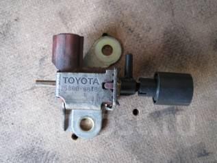 Клапан вакуумный. Toyota Caldina, ST215, ST246 Toyota Celica, ST202, ST202C Toyota MR2, SW20 Двигатели: 3SGTE, 3SGE