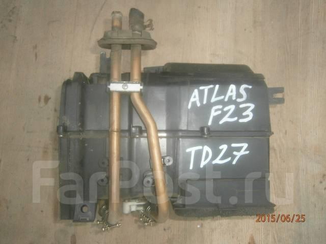 схема печки отопления nissan atlas td27