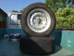 Пара грузовых колес Toyota 265/50/R14. x14