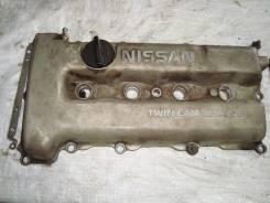 Крышка головки блока цилиндров. Nissan Primera Двигатели: SR18DI, SR18DE, SR18