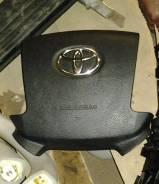 Консоль панели приборов. Toyota Land Cruiser