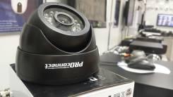 Цветная видеокамера 600 твл для систем видеонаблюдения 3,6 мм. Менее 4-х Мп, с объективом