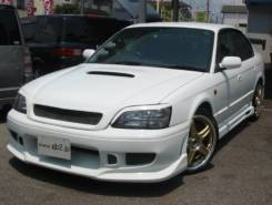 Бампер. Subaru Legacy, BE5, BEE, BE9, BES Subaru Legacy B4, BE9, BE5, BEE, BE