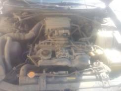 Двигатель в сборе. Subaru Impreza Двигатели: EJ16E, EJ16