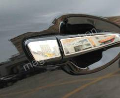 Накладка на ручки дверей. Lexus