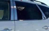 Накладка на стойку. Nissan Murano