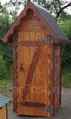 Кабины туалетные. Под заказ