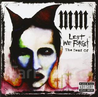 Marilyn Manson: Lest We Forget - The Best Of (CD/фирм. )