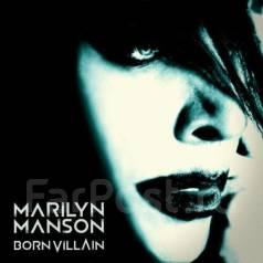 Marilyn Manson: Born Villain (CD/фирм)