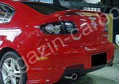 Спойлер. Mazda Axela