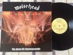 HARD! Моторхэд / Motorhead - No Sleep 'til Hammersmith - 1981 DE LP
