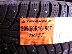 Triangle Group TR757. Зимние, шипованные, 2014 год, без износа, 2 шт