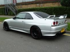 Клык бампера. Nissan Skyline Nissan Skyline GT-R. Под заказ