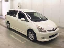 Toyota Wish. ZNE10G, 1ZZ