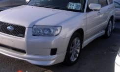 Обвес кузова аэродинамический. Subaru Forester, SG5, SG9L, SG, SG9