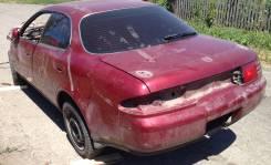 Стекло боковое. Toyota Corolla Ceres