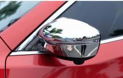Накладка на зеркало. Nissan Dualis Nissan Qashqai, J11. Под заказ