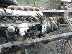 Двигатель. Mitsubishi Fuso