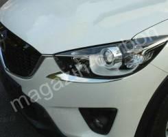 Молдинг под фару. Mazda CX-5, KE, KF, KE5FW, KF2P, KFEP, KE2AW, KF5P, KEEAW, KEEFW, KE5AW, KE2FW Двигатели: SHVPTS, PEVPS, PYVPS