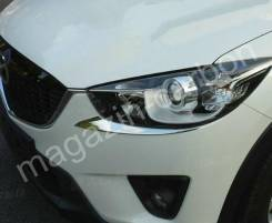 Молдинг под фару. Mazda CX-5