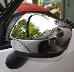 Накладка на зеркало. Mazda CX-5, KE5FW, KE, KE2FW, KE5AW, KEEFW, KEEAW, KE2AW Двигатели: PYVPS, PEVPS, SHVPTS
