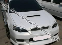 Накладка на фару. Subaru Legacy, BP, BP5, BPE