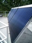 Установка солнечных коллекторов и монтаж автономных систем отопления.