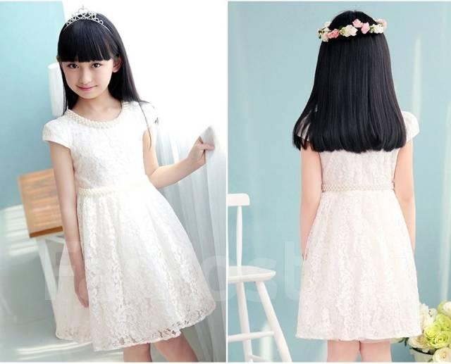 Купить детское платье рост 134