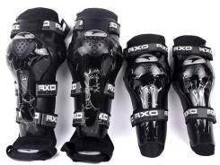 Защита локтей и коленей.