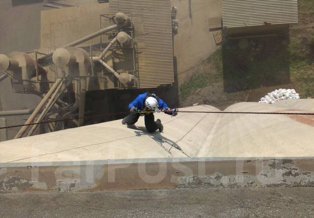 АЛЬП Сервис: высотные работы, промышленный альпинизм